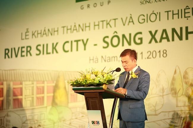 Tập đoàn CEO khánh thành hạ tầng kỹ thuật khu đô thị hiện đại nhất Hà Nam 1