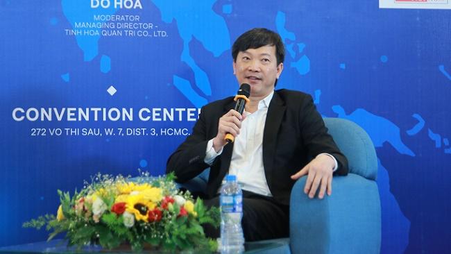 """Chủ tịch U&I Mai Hữu Tín: Việt Nam sẽ chỉ là """"Vịnh tránh bão"""" trong cuộc chiến thương mại Mỹ - Trung?"""