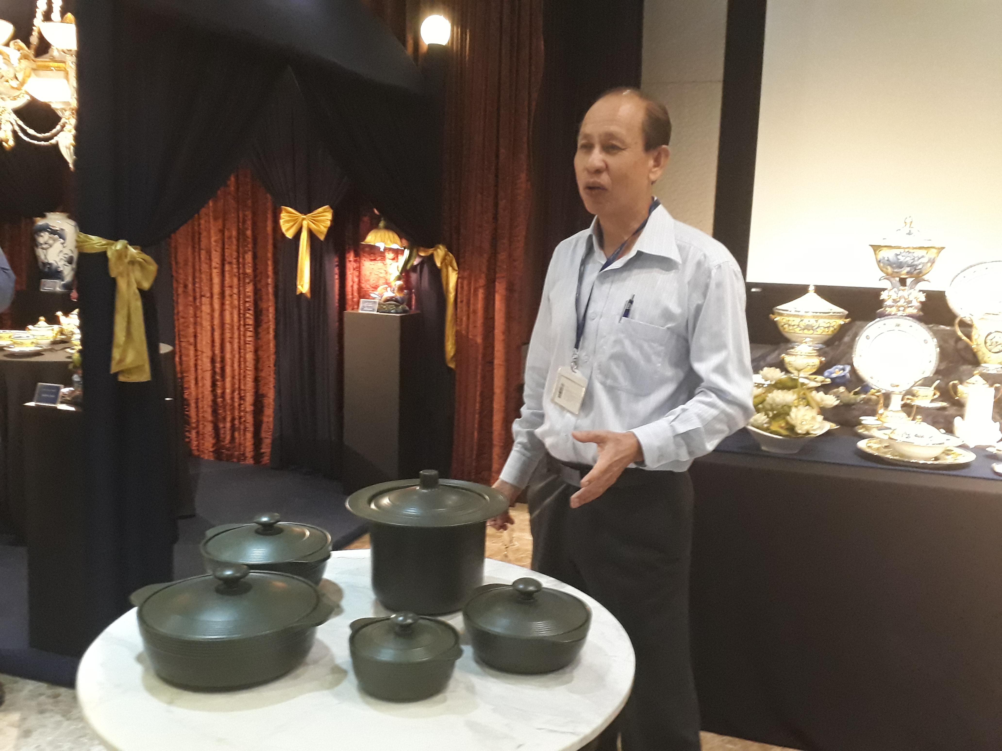 'Vua gốm sứ Việt' Lý Ngọc Minh và đạo của người quân tử 1