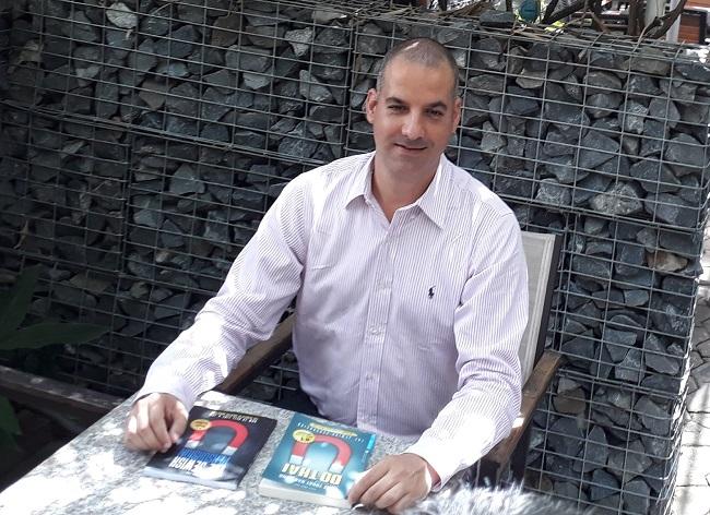 Yaniv Zaid: 'Tiến sĩ thuyết phục' và 'Nghệ thuật bán hàng của người Do Thái' 1