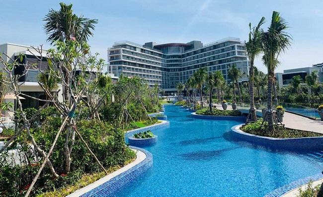 Tập đoàn CEO khai trương khách sạn 5 sao phong cách Mỹ đầu tiên tại Phú Quốc 1