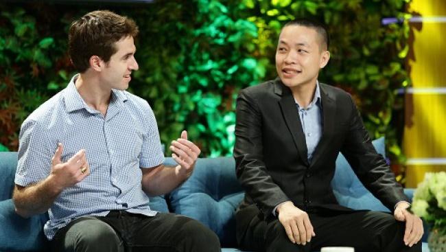 Nhà sáng lập Edu2review Hồ Đức Hoàn – người có khả năng bán tương lai 1