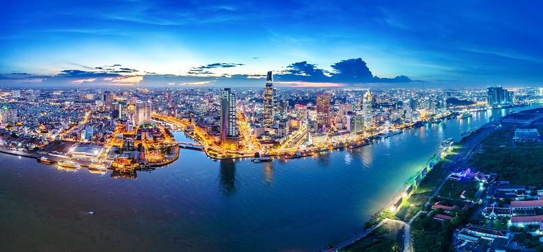 Cuộc sống trong mơ - Từ Manhattan nước Mỹ đến Manhattan Sài Gòn 1