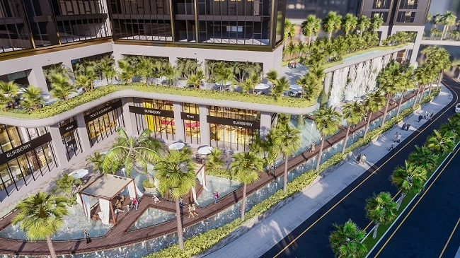 Sở hữu căn hộ resort tại trung tâm quận 7 chỉ từ 400 triệu đồng