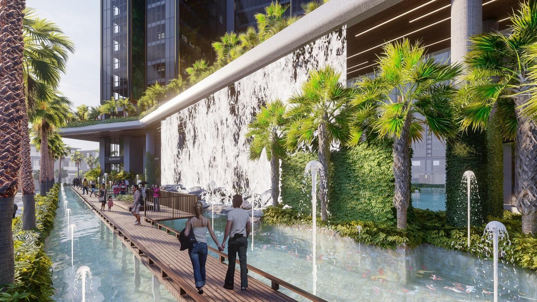 Du lịch tại gia với 'cuộc sống resort' mát xanh ngay giữa Sài Gòn 8