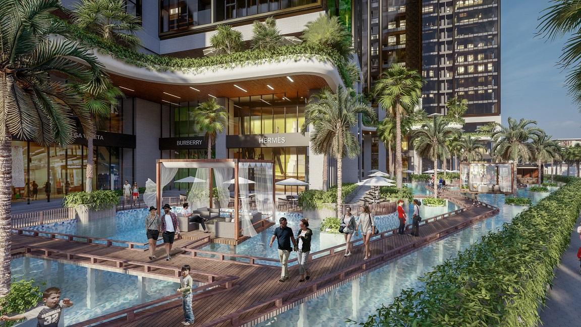 Du lịch tại gia với 'cuộc sống resort' mát xanh ngay giữa Sài Gòn 2