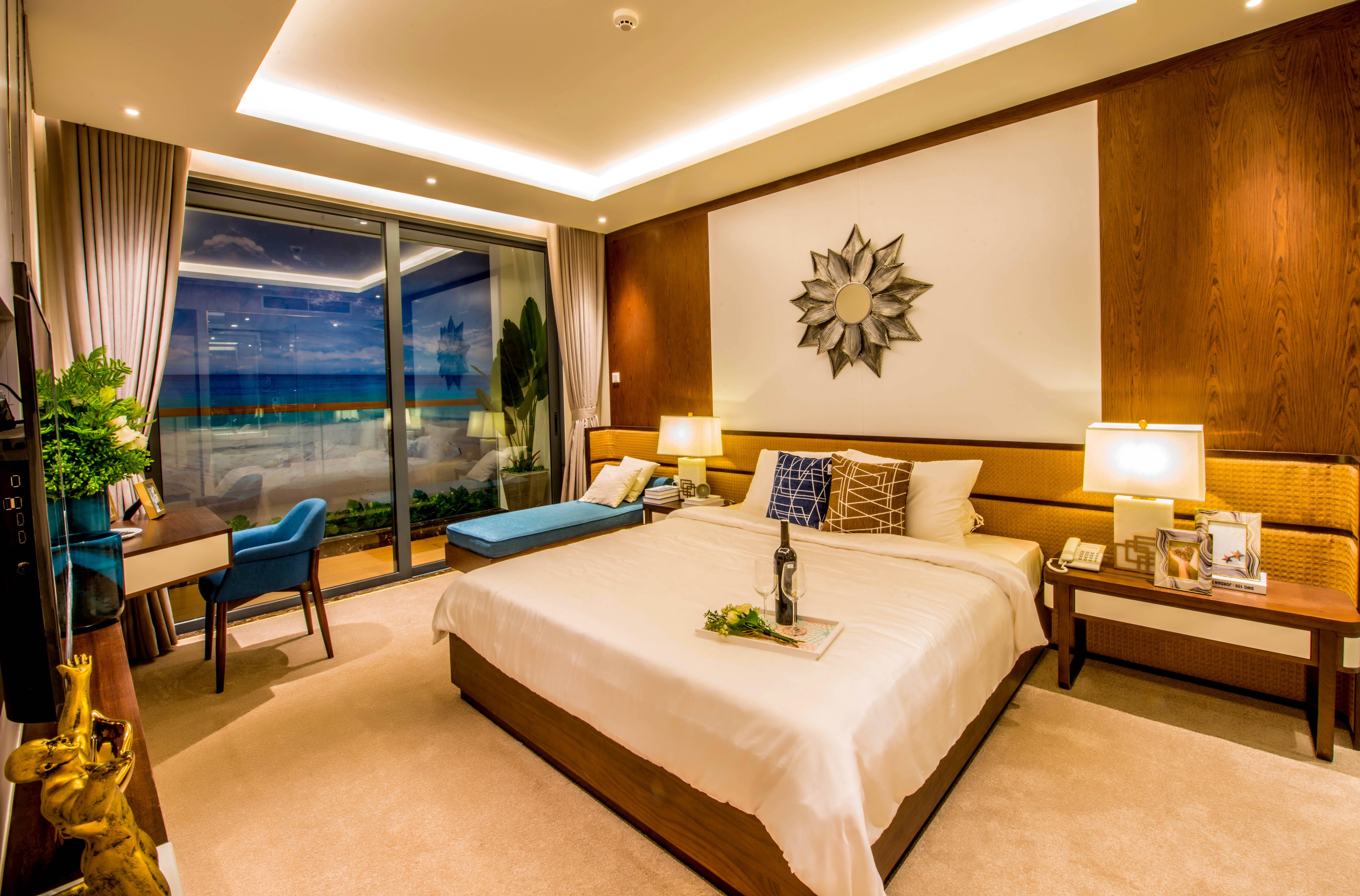 Ấn tượng căn hộ mẫu đẳng cấp 5 sao Aria Đà Nẵng Hotel & Resort
