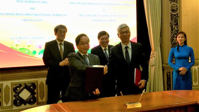 Nhật Bản tài trợ gần 400 tỷ đồng cải tạo đường ống thoát nước cũ tại TP. HCM