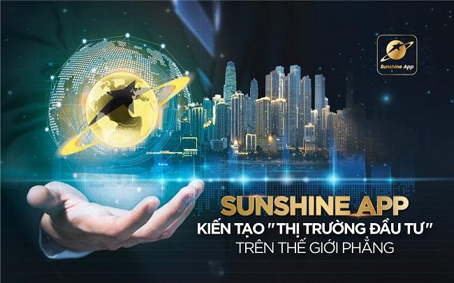 Sunshine Group tham vọng gì khi tung ra kênh đầu tư bất động sản Sunshine App?
