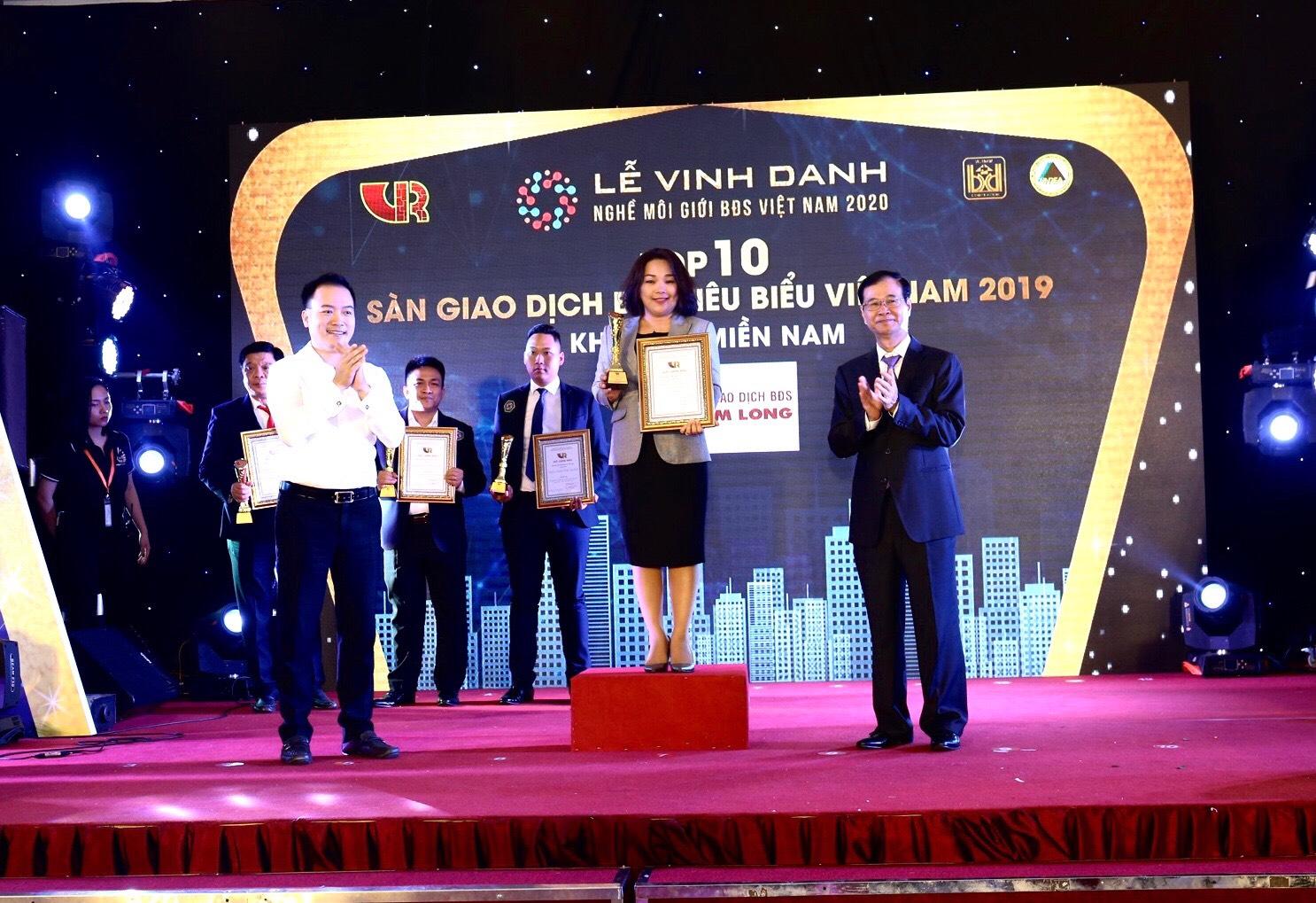 Sàn bất động sản Nam Long 'công phá' những giải thưởng danh giá trong và ngoài nước 1