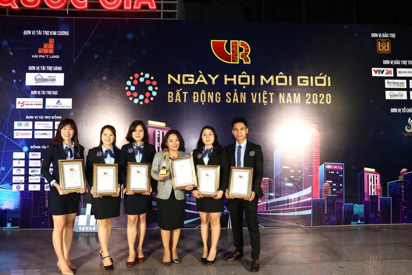 Sàn bất động sản Nam Long 'công phá' những giải thưởng danh giá trong và ngoài nước 2