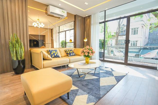 Cen Invest chuẩn bị khai trương nhà mẫu Bình Minh Garden 1