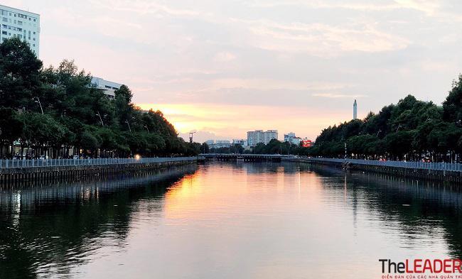 Người biến kênh Nhiêu Lộc - Thị Nghè thành một Venice cho Sài Gòn 4