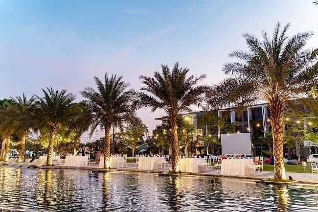 Nhà đầu tư 'săn đón' khu biệt lập phong cách resort The Standard của An Gia 1